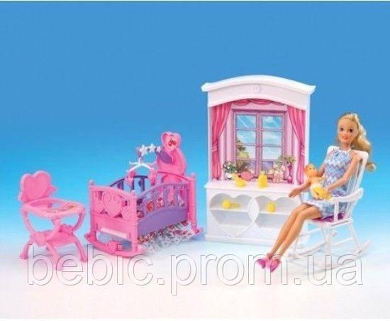 """Мебель для барби """"Gloria"""""""