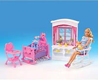 "Мебель для барби ""Gloria"", фото 1"