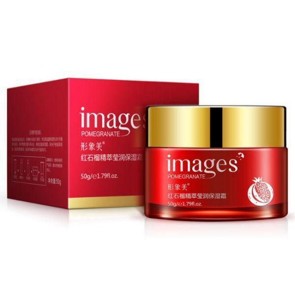Омолаживающий крем для лица Images с экстрактом красного граната 50 г