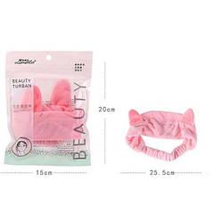 Повязка на голову Laneila Headband для волос с ушками 1 шт