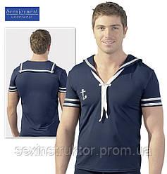 Мужская футболка моряка - x2160218 Herren Shirt, L