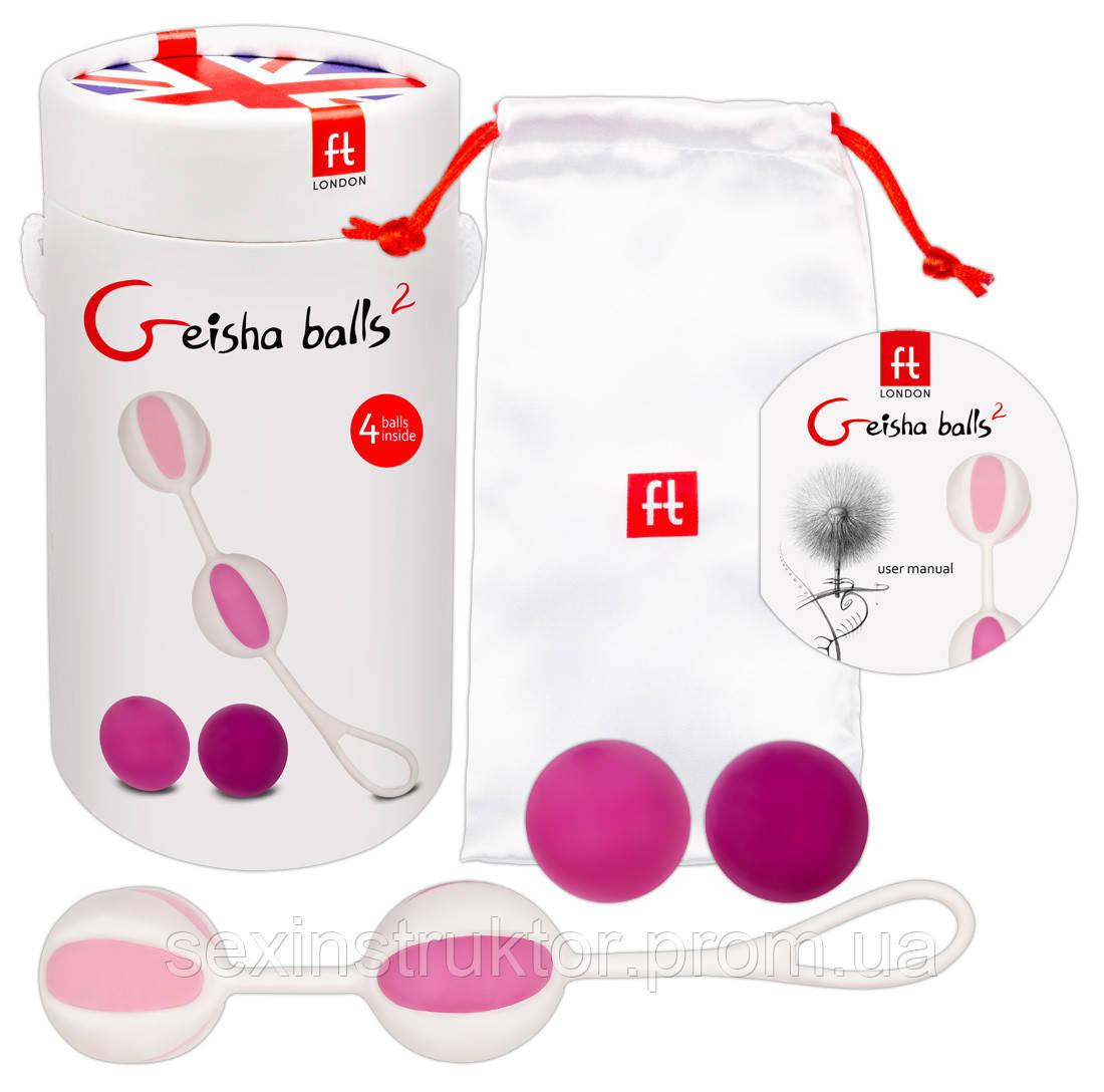 Вагинальные шарики - Geisha Balls 2