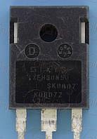MOSFET N-канал 500В 30А IXYS IXFH30N50 TO247