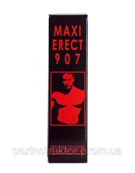 Спрей пролонгатор - MAXI ERECT'907