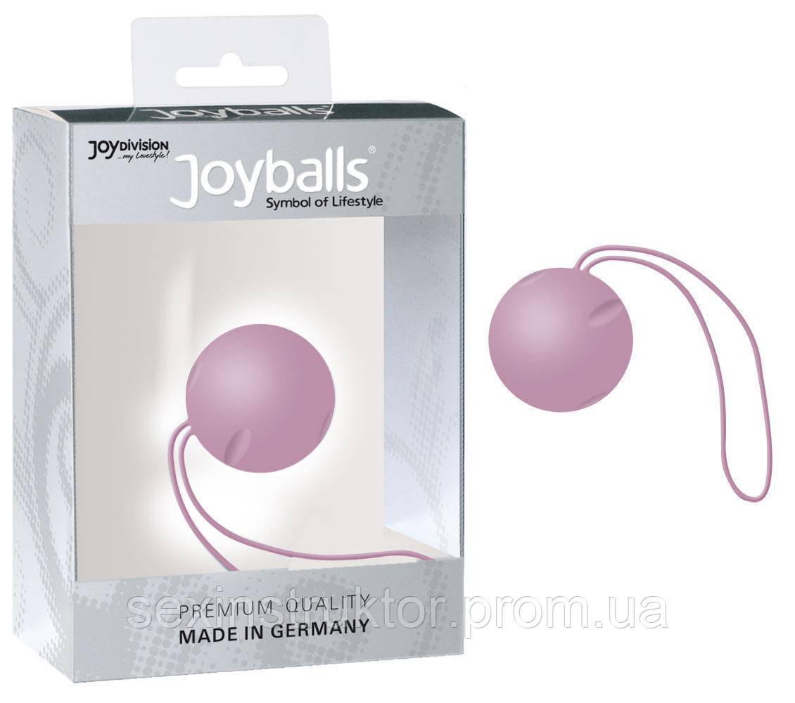 Вагинальный шарик - Joyballs single, rose