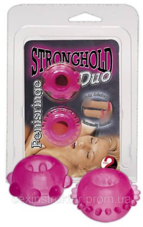 Эрекционное кольцо Stronghold Duo