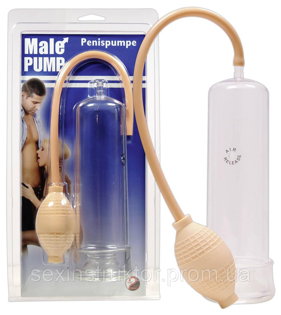 Мужская помпа - Male Pump