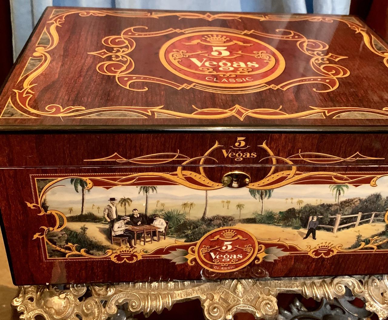 Коробка для Сигар (нова)