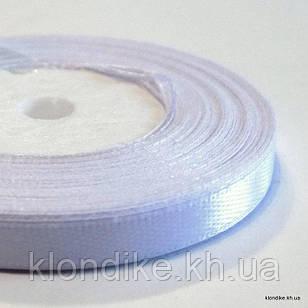 Лента атласная, 0.6 см, Цвет: Бледно-сиреневый (32 метров/уп.)