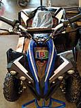 Детский квадроцикл. Мощность 1000W. Скорость: 30 км/ч.SD, USB, FM. Profi HB-EATV 1000Q, фото 5