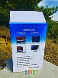 Портативная караоке колонка. Bluetooth. Работает 4-5 ч. Микрофон. Подсветка. 15 W. Q8L, фото 5