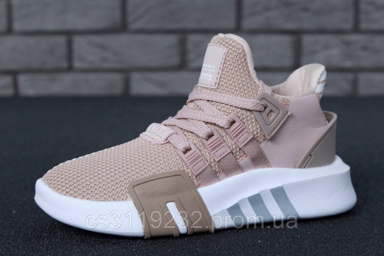 Женские кроссовки Adidas EQT (пудра)