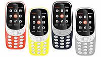 Телефоны Nokia 3310 (2017) Dual Sim Новые