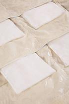 Утяжеленное сенсорное одеяло HugME   Односпальное, 140*200 см., вес 7 кг., фото 3
