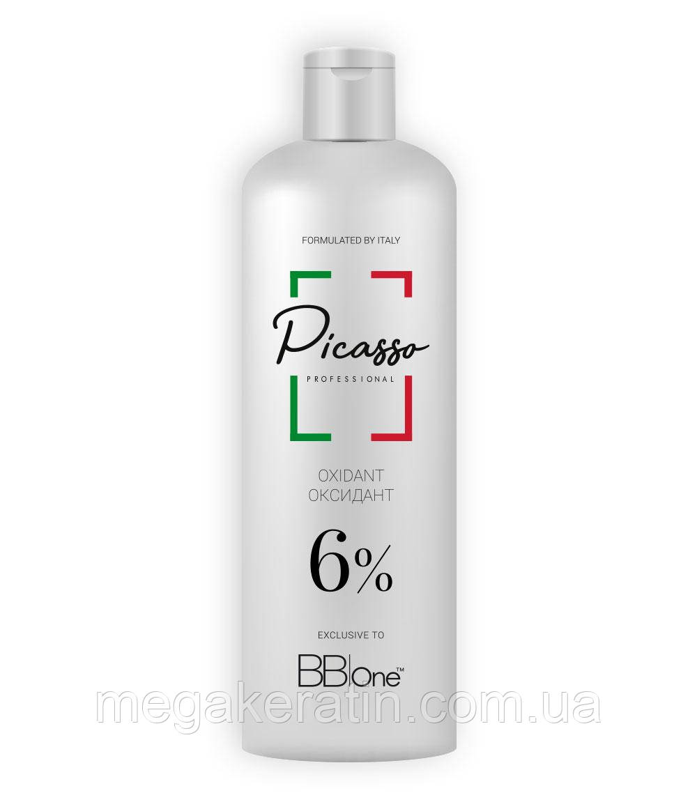 Окислительный крем-эмульсия 6% BBOne 1000 мл