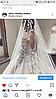 Свадебное платье 3д