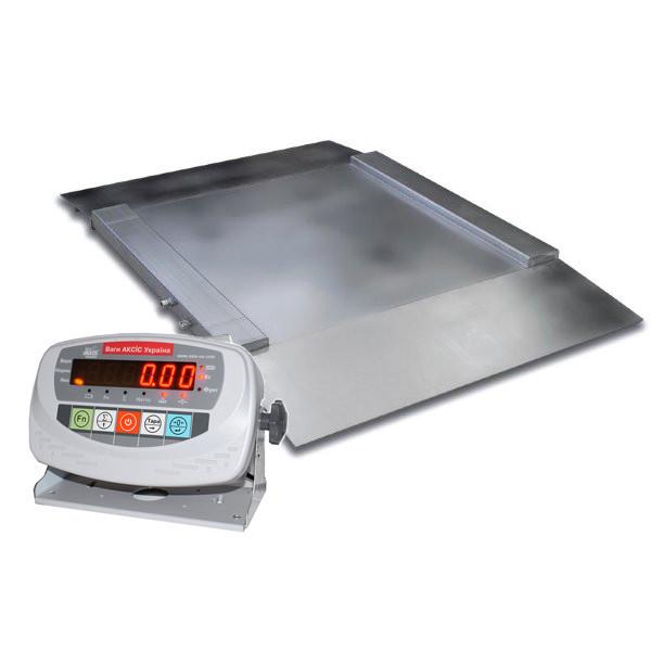 Весы с пандусом Axis 4BDU600H-1010-Б