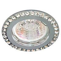 Светильник точечный декоративный FERON DL100 хром, фото 1