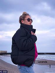 Женская стильная демисезонная куртка плащевка 42 44 46 размеры  7 км Одесса есть цвета