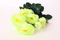 """Букет цветов камелий """"Ligt green""""1"""