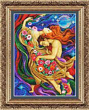 """Набор для вышивания бисером """"Волшебство любви"""""""