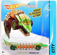 "Hot Wheels Машинки ""Мутант"" Commander Croc BBY78"