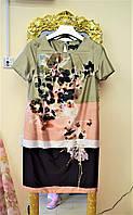Платье-шелк.36-42