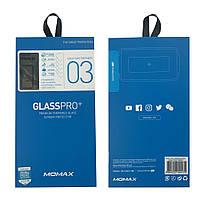 Защитное Стекло Momax Pro + 0.33 mm — iPhone Xr