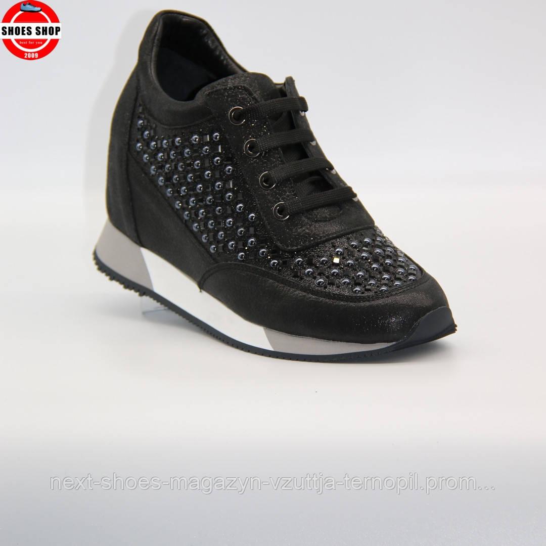 Жіночі кросівки чорного кольору Rizzano (Турція) Дуже зручні та стильні. Стиль - Бейонсе