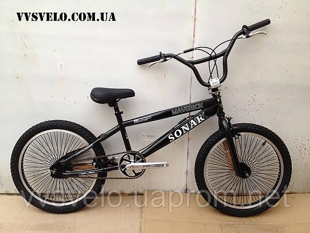 """Велосипед ARDIS Maverick Sonar 20"""" BMX - VVSVELO в Кременчуге"""