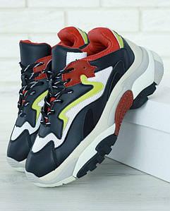 Женские кроссовки Ash Addict Sneakers Blue
