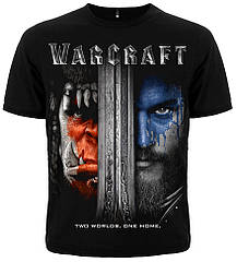 Футболка Warcraft (the movie), Размер S