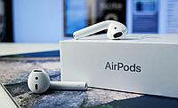 Беспроводные наушники AirPods 1:1 Люкс копия Аирподс Сенсорные блютуз наушники