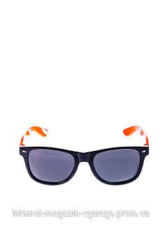 Очки солнцезащитные 104P2140 (Оранжево-черный)