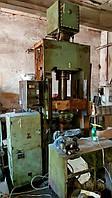 ДГ2430А Пресс гидравлический двухстоечный, фото 1
