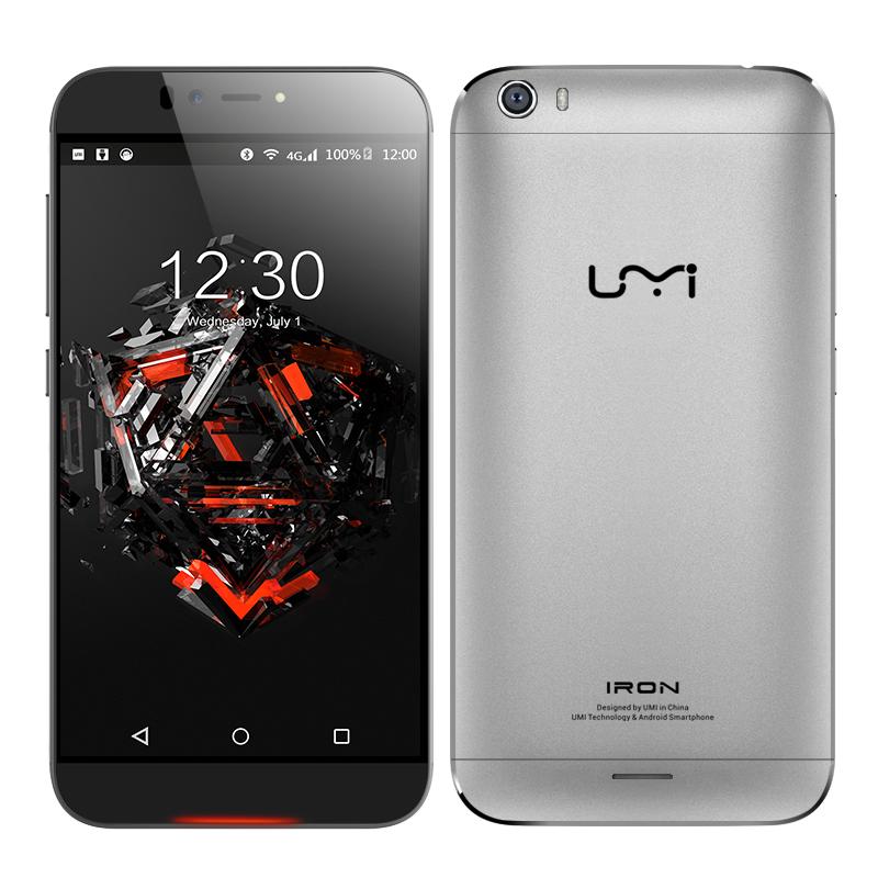 Смартфон UMI Iron 3Gb