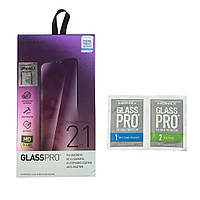 Защитное Стекло 2 in 1 Momax Pro + 3D — iPhone X —Transparent