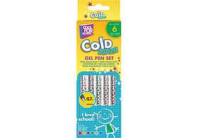 """Набор гелевых ручек Cool For School """"Cold Shine"""", 6 шт"""