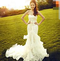 Свадебное платье DINNA - ТРИ ЦВЕТА
