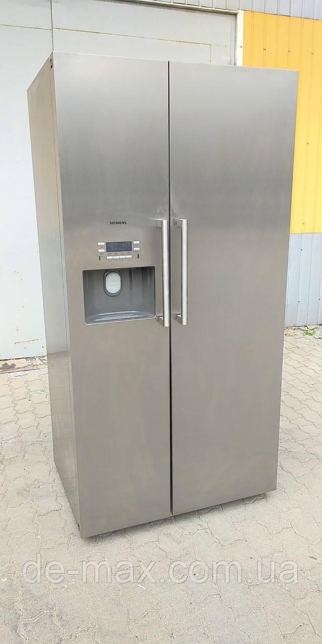 Холодильник Side by Side Сименс Siemens KA58NP90 No Frost 500л