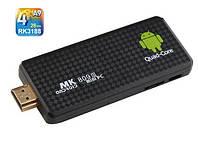 Медиаплеер четырехъядерный Android Smart TV box MK809III, фото 1