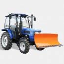 Лопата-отвал (снегоочиститель) 2, ширина 2000 мм, для тракторов мощностью от 45 л.с.