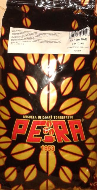 Кофе Пера Крема Бар 1 кг