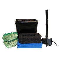 Насос-фильтр для очистки воды FP 100-00 с проточным фильтром