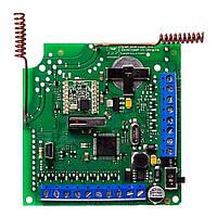 Приемник беспроводных датчиков Ajax ocBridge Plus (7104/1153)