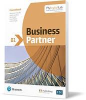 Business Partner B1, Coursebook + MEL / Учебник английского языка