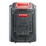 Аккумулятор Li-Ion 18В 1.5Ач для дрели-шуруповерта WT-0328/WT-0331 INTERTOOL WT-0329, фото 4