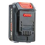 Аккумулятор Li-Ion 18В 1.5Ач для дрели-шуруповерта WT-0328/WT-0331 INTERTOOL WT-0329, фото 5