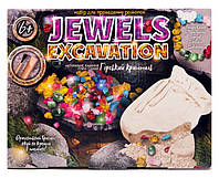 Игрушка детская Набор для проведения раскопок Jewels Excavation укр JEX-01-02