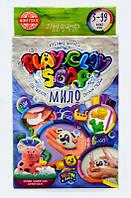 Набор детского творчества  Пластилиновое мыло Play Clay Soap мал (укр)